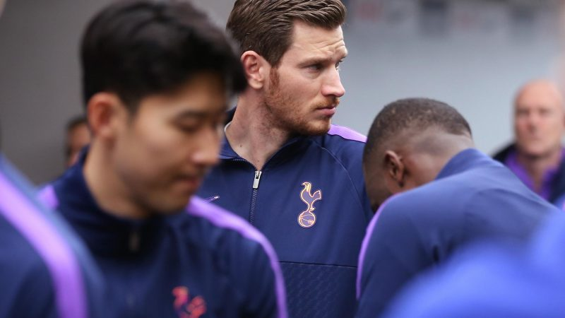 Ajax considering summer approach for out-of-contract Tottenham defender Jan Vertonghen