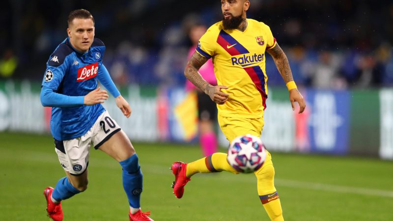 Napoli vs Barcelona LIVE: Latest Champions League updates tonight