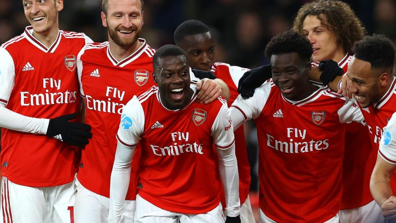 Arsenal vs Newcastle result: Player ratings as Nicolas Pepe and Bukayo Saka star in victory