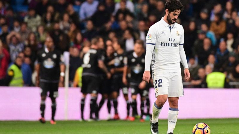 Transfer Talk Arsenal and Chelsea lead chase for Real Madrid's Isco