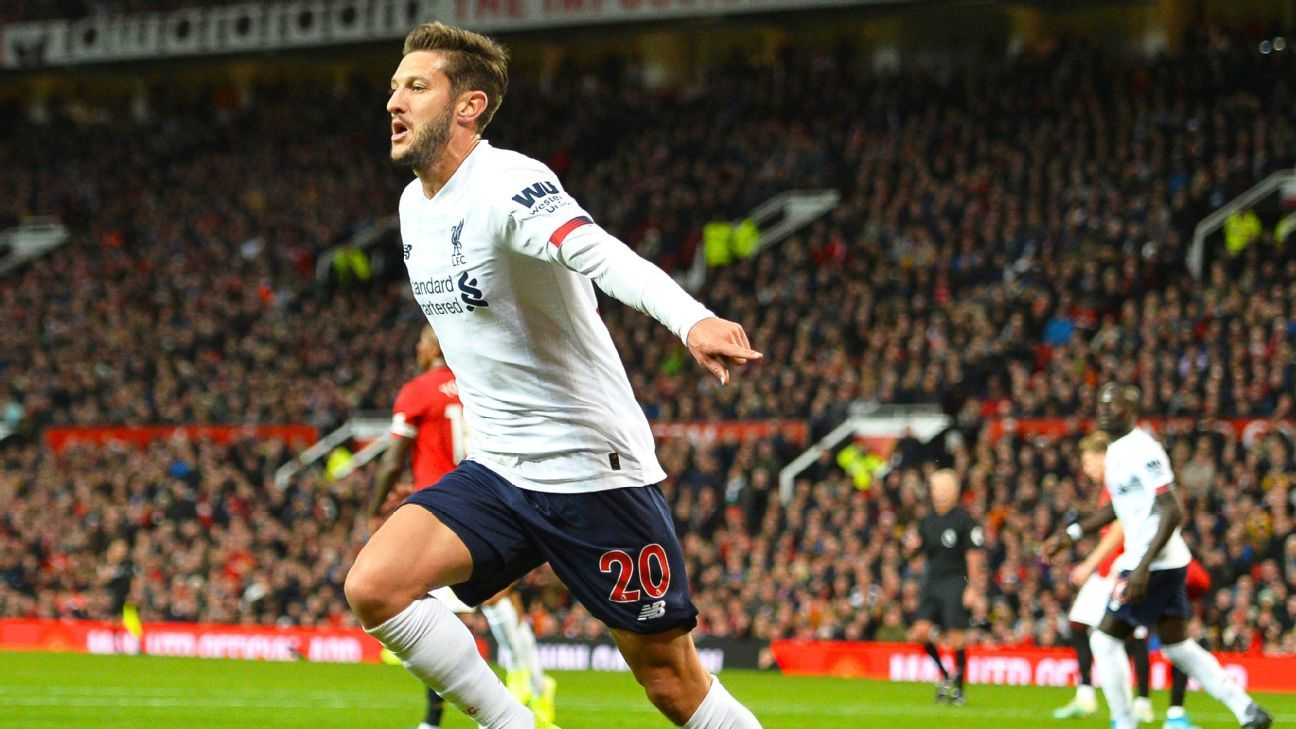 Transfer Talk Lallana leaving Liverpool for sensational Southampton swansong?