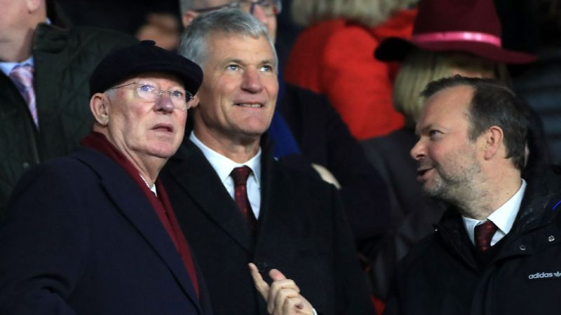 Manchester United file complaint over The Sun coverage of Woodward home attack