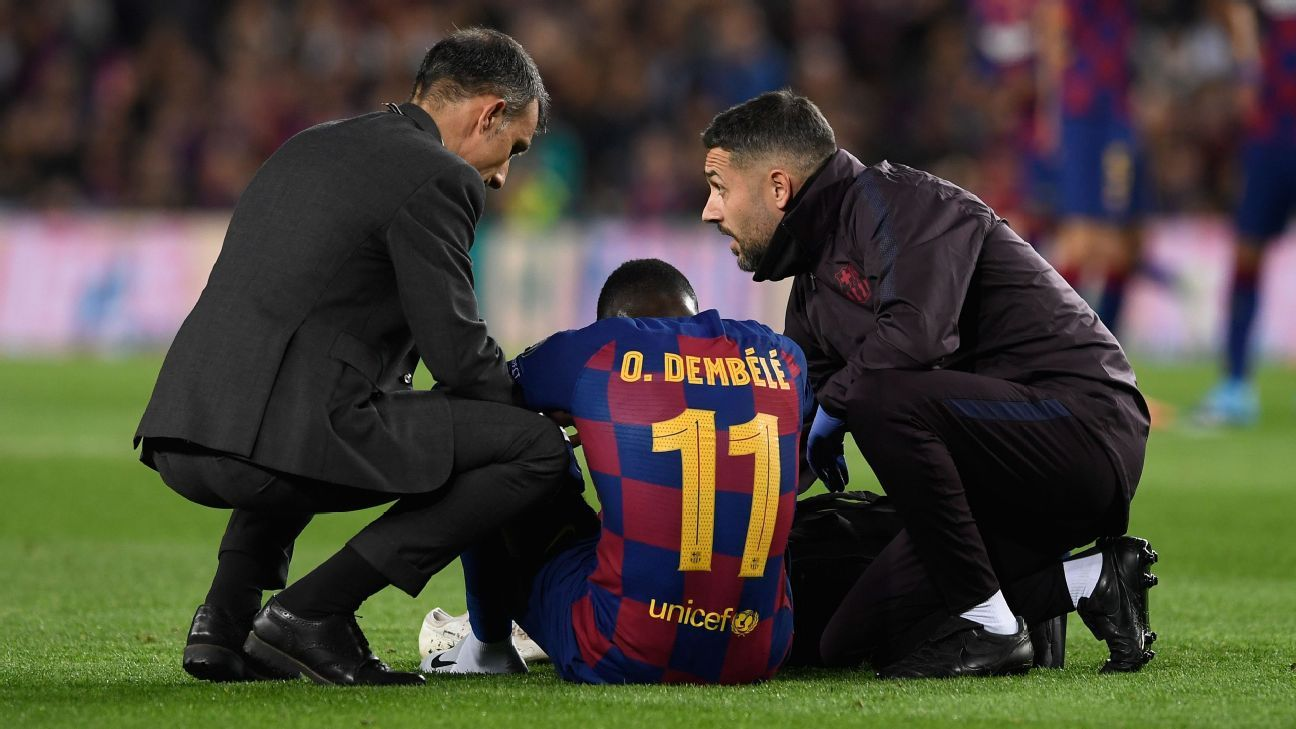 Barcelona expect Dembele transfer replacement to be granted outside window