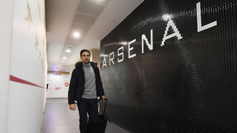 Arsenal need to start turning promise under Arteta into wins