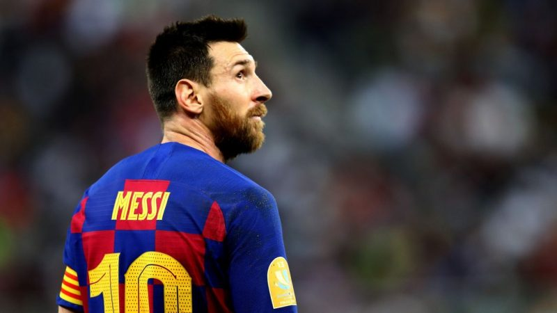 LA Galaxy offer Lionel Messi escape from Barcelona woes