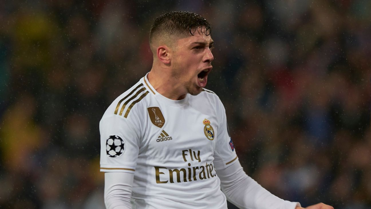 Move over Barcelona Real Madrid are Spain's new kings of youth development