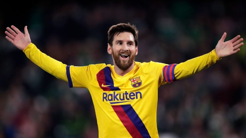 Messi 8/10, Busquets 7/10 as Barca win five-goal thriller at Betis