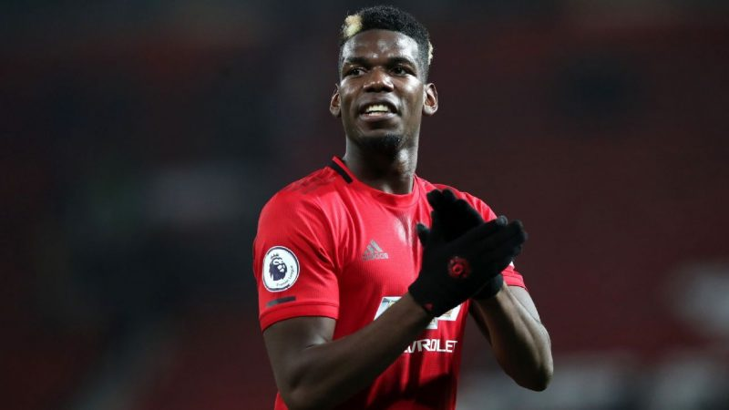 Man Utds Pogba open to Juventus return after Euros