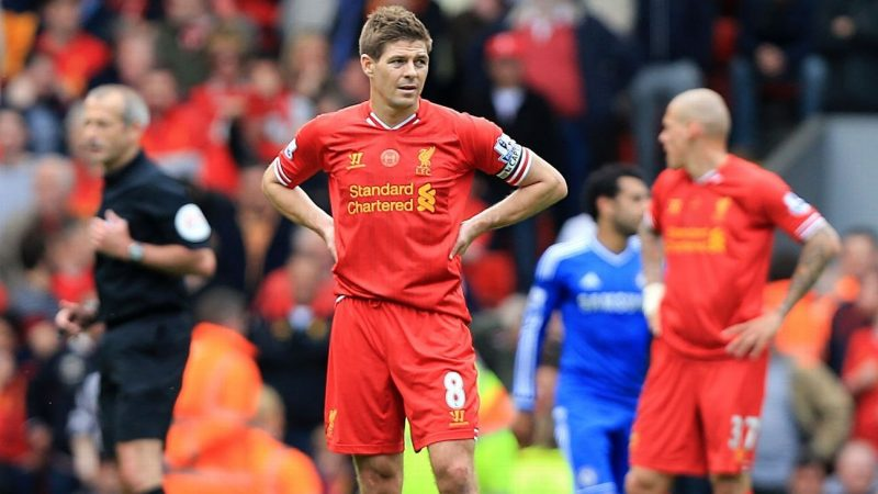 Liverpool legend Gerrard 'interested' in any Man City Premier League punishment