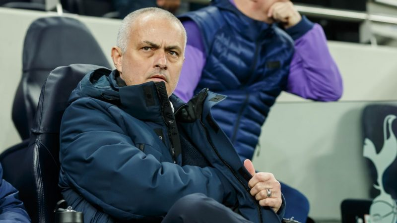 Mourinho's negativity doomed Spurs for failure in Leipzig defeat