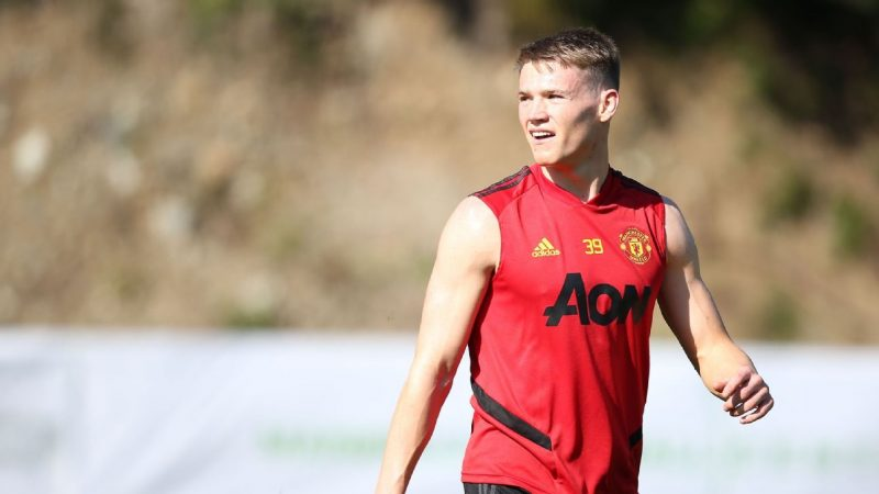 Man United's McTominay set to return against Watford