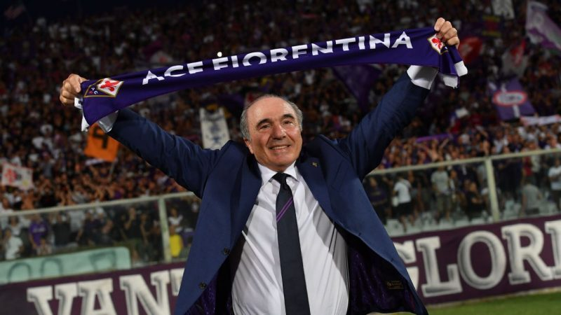 Fiorentina's Rocco Commisso is trying to save Serie A, from protecting stars to building stadiums