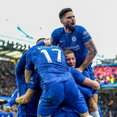 Chelsea vs. Tottenham Hotspur – Football Match Report – February 22, 2020