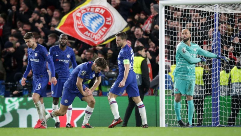 Alonso, Rudiger both 4/10 as Chelsea dig huge first-leg hole vs. Bayern