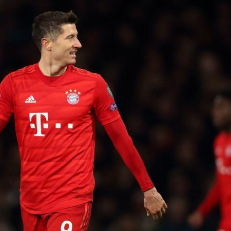 Bayern Munich handed Lewandowski injury blow; striker to miss Chelsea return in UCL