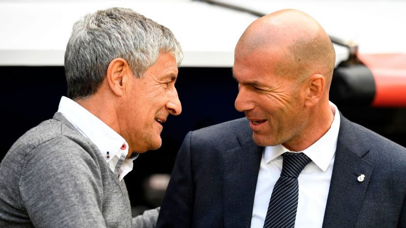 Clasico 'much more important for Real Madrid'