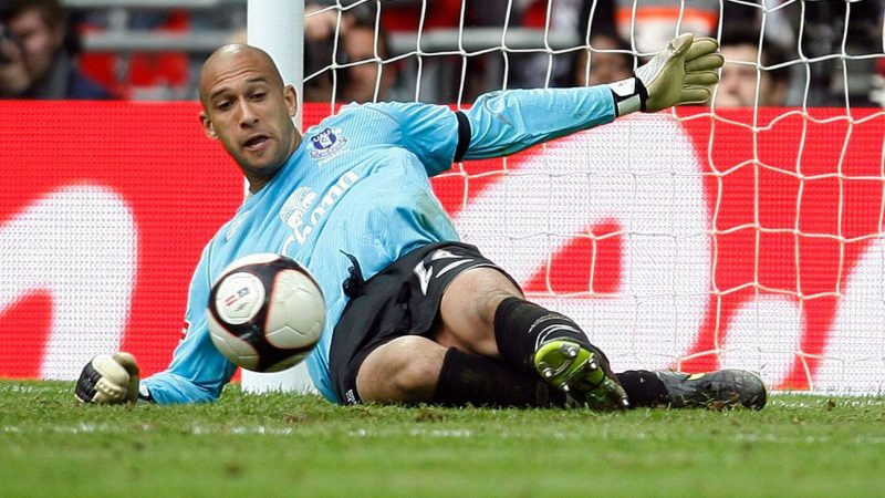Tim Howard – 'I cried real tears' after 2009 FA Cup heroics vs Man United