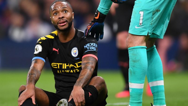 Raheem Sterling injury: Manchester City winger doubtful for Real Madrid Champions League trip