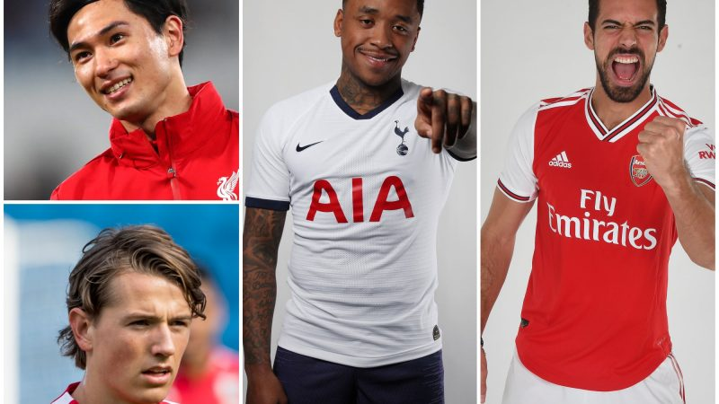 Ranking how United, Arsenal and each Premier League club has fared in the January transfer window