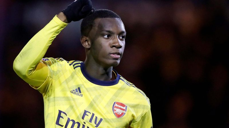 Portsmouth vs Arsenal result: Eddie Nketiah wraps up victory to send Gunners into FA Cup quarter-finals