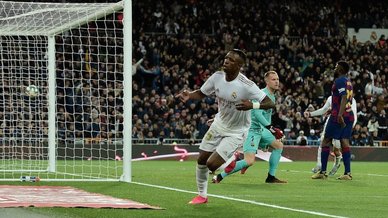 Real Madrid vs Barcelona result: Vinicius Jr leads Clasico victory