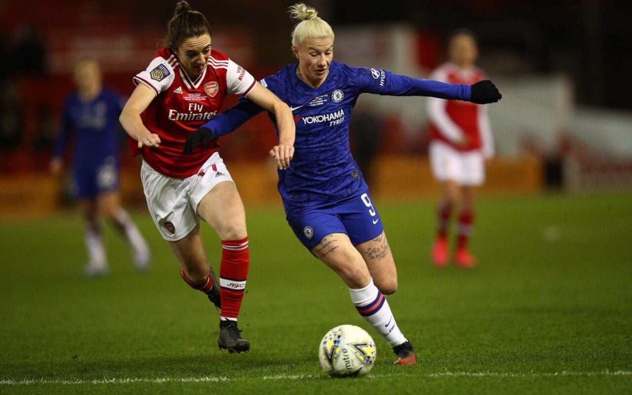 FA intends to sell Women's Super League television rights for first time : WomensSoccer