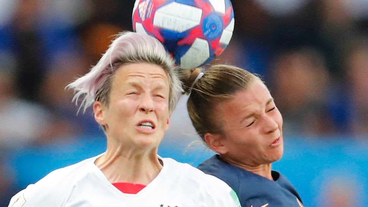 U.S. Soccer insults all women with its condescending response in equal pay lawsuit : WomensSoccer