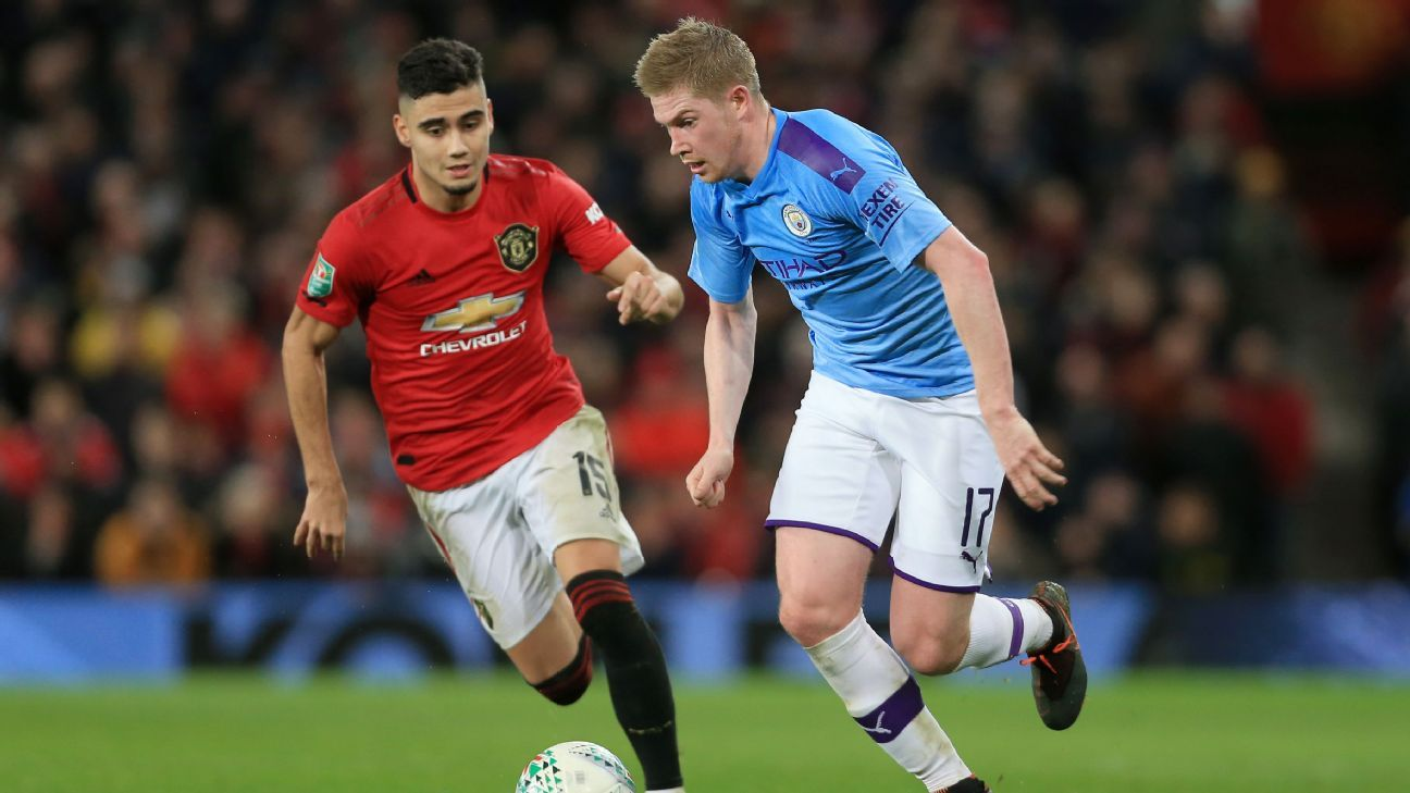 Man City and Man United will be Liverpool's rivals next Premier League season