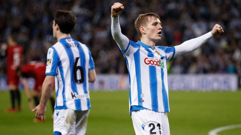 Real Sociedad are on verge of a memorable era or a forgettable crash