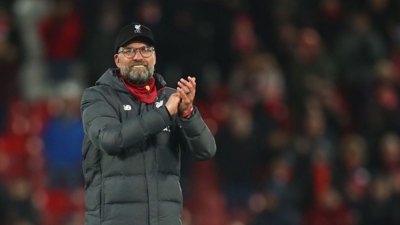 Liverpool's Premier League title bid won't fail due to coronavirus