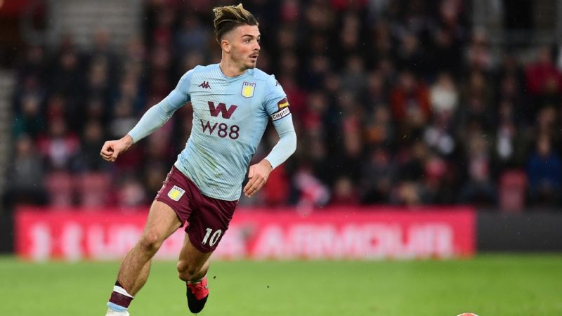 Transfer Talk – Manchester United prep big bid for Villa's Grealish