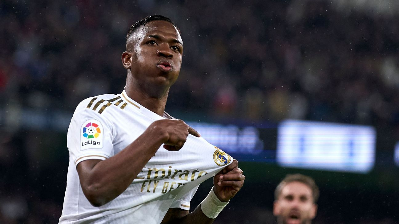 Real Madrid's Vinicius isn't perfect but his bravado has turned the La Liga title race in Los Blancos' favour