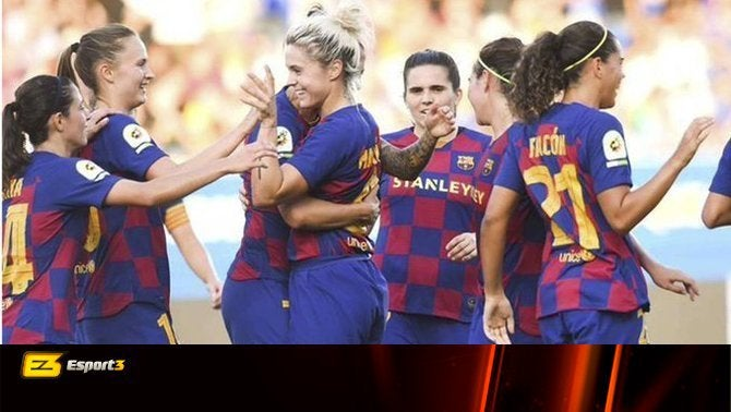 [Esport3] @FCBfemeni will not be league champion and the title will be voided. : WomensSoccer