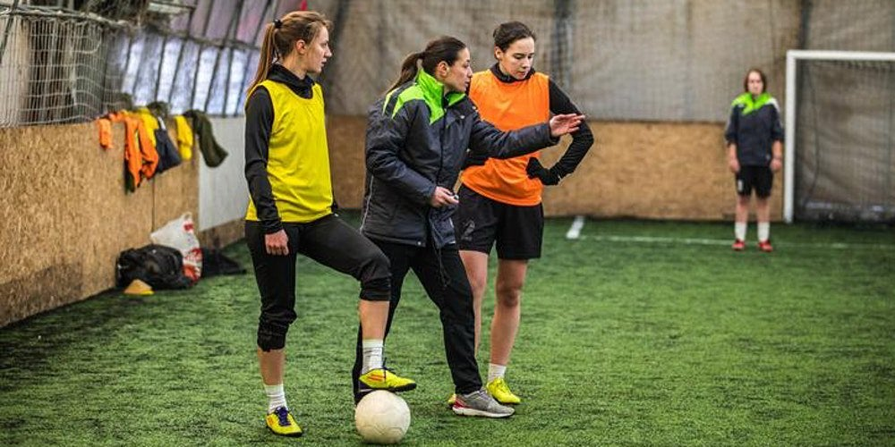 Levelling the Playing Field for Women Football Coaches : WomensSoccer