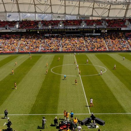 Utah Royals will host league tournament next month at Zions Bank, Rio Tinto stadiums : WomensSoccer