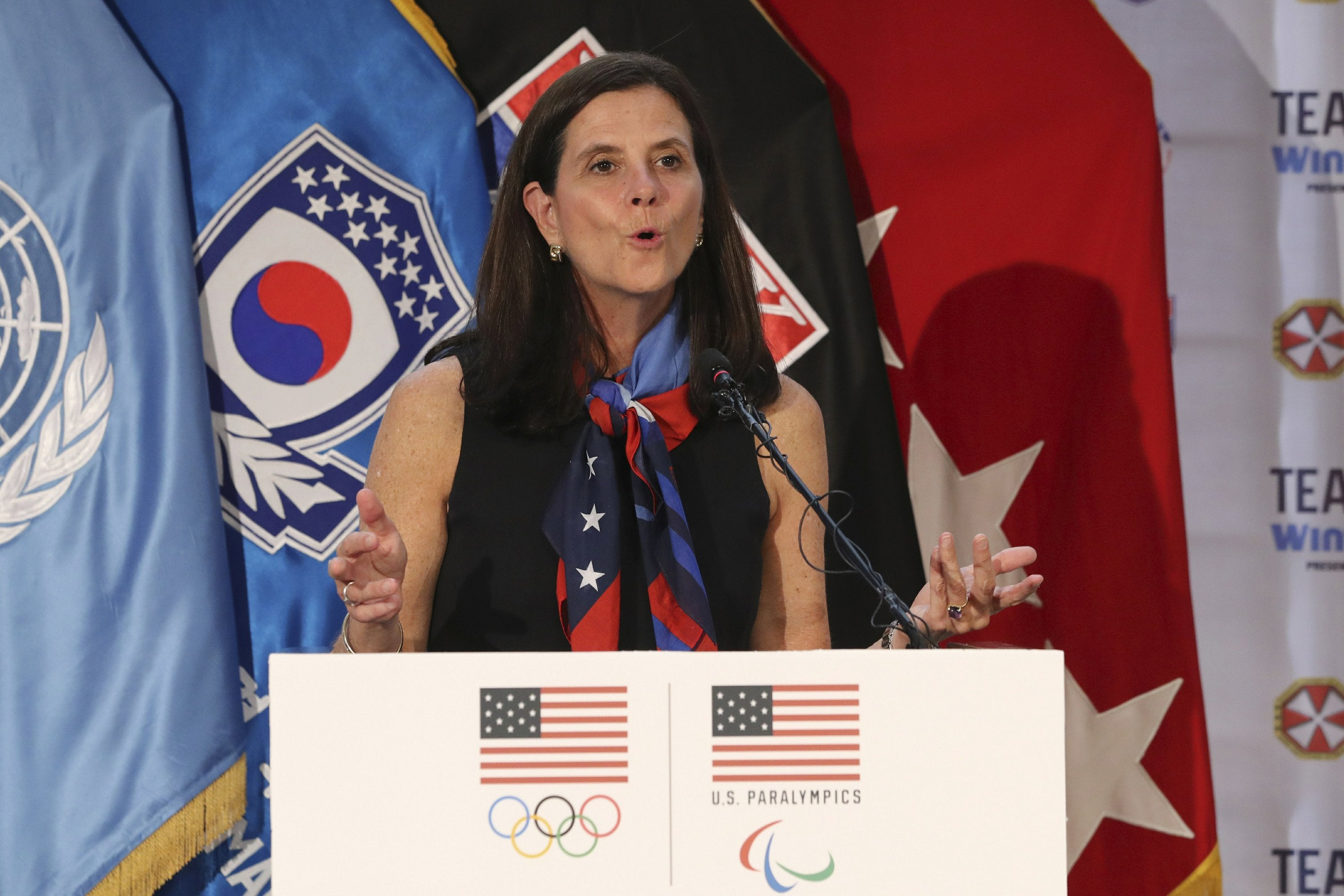 Baird thrives as NWSL commissioner despite challenging times : WomensSoccer