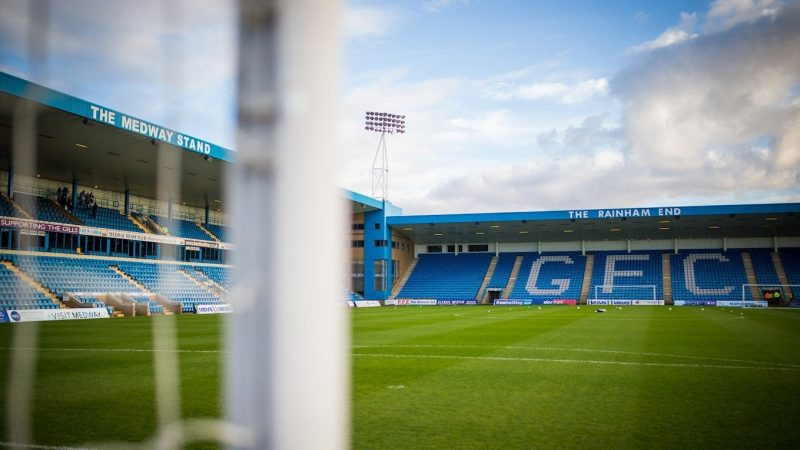 Club Statement – Gillingham Ladies Senior Team : WomensSoccer