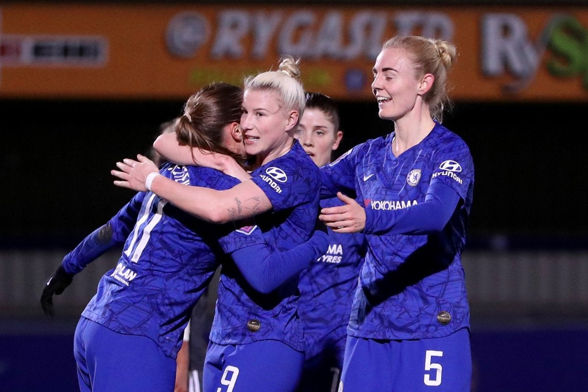 The Community Shield will see the debut of the 5 sub rule and 9 bench players in English women's football, will also be used in WSL & Championship (unclear if only for start or full season). Clubs were concerned about burnout and injury after no matches since end of February : WomensSoccer