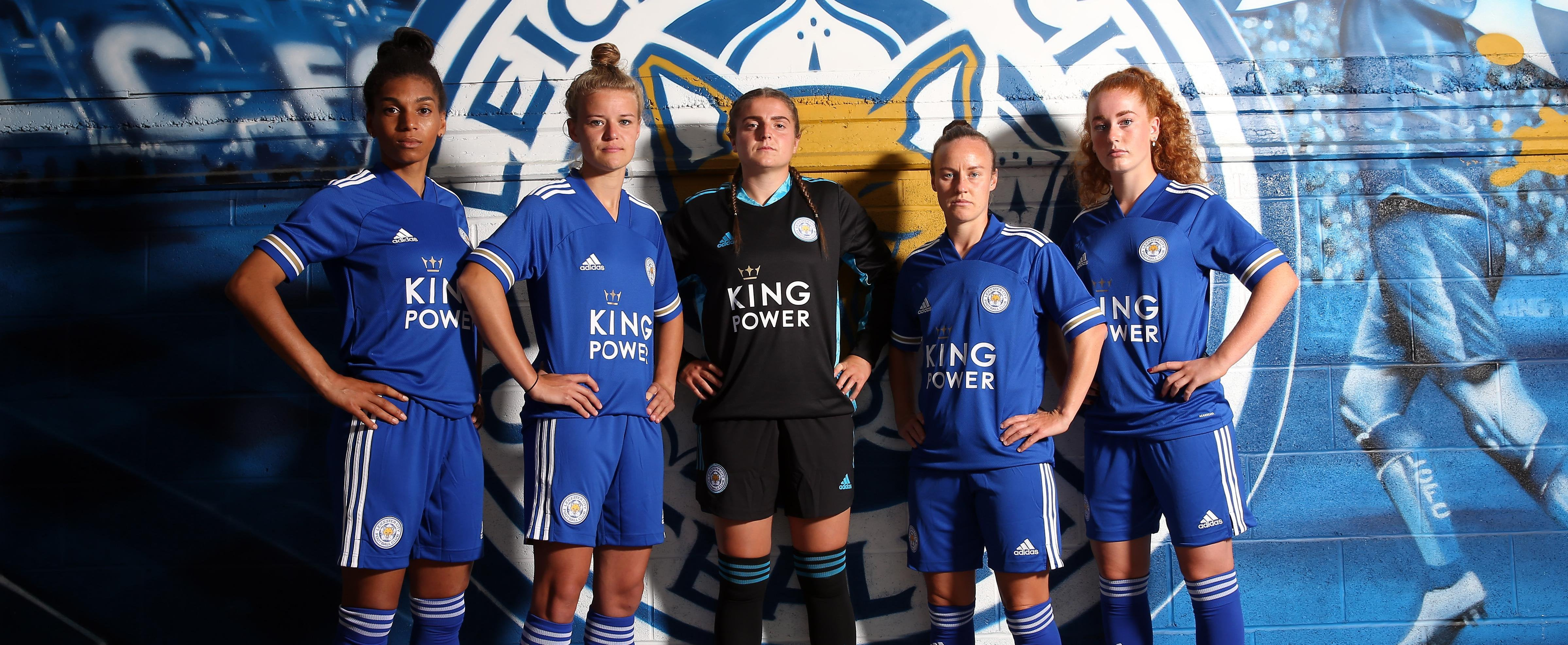 Leicester City Women turn fully professional and announce 11 new signings after formally joining up with LCFC : WomensSoccer