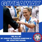 Christie Rampone Book Giveaway