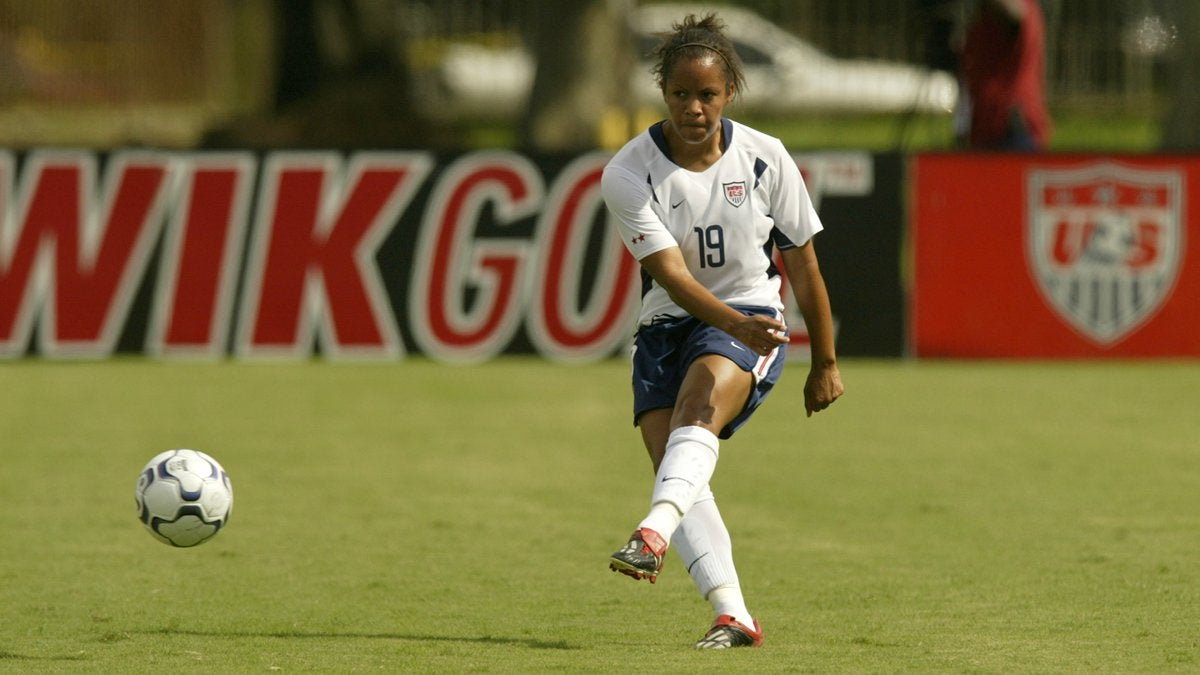 USWNT Star looks to transcend the NWSL!?