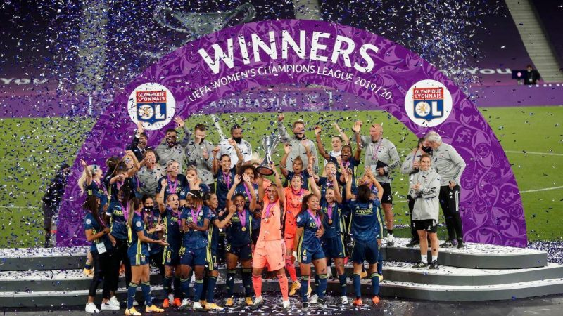 UEFA launches UEFA Women's Champions League 2021–25 media rights RFP : WomensSoccer