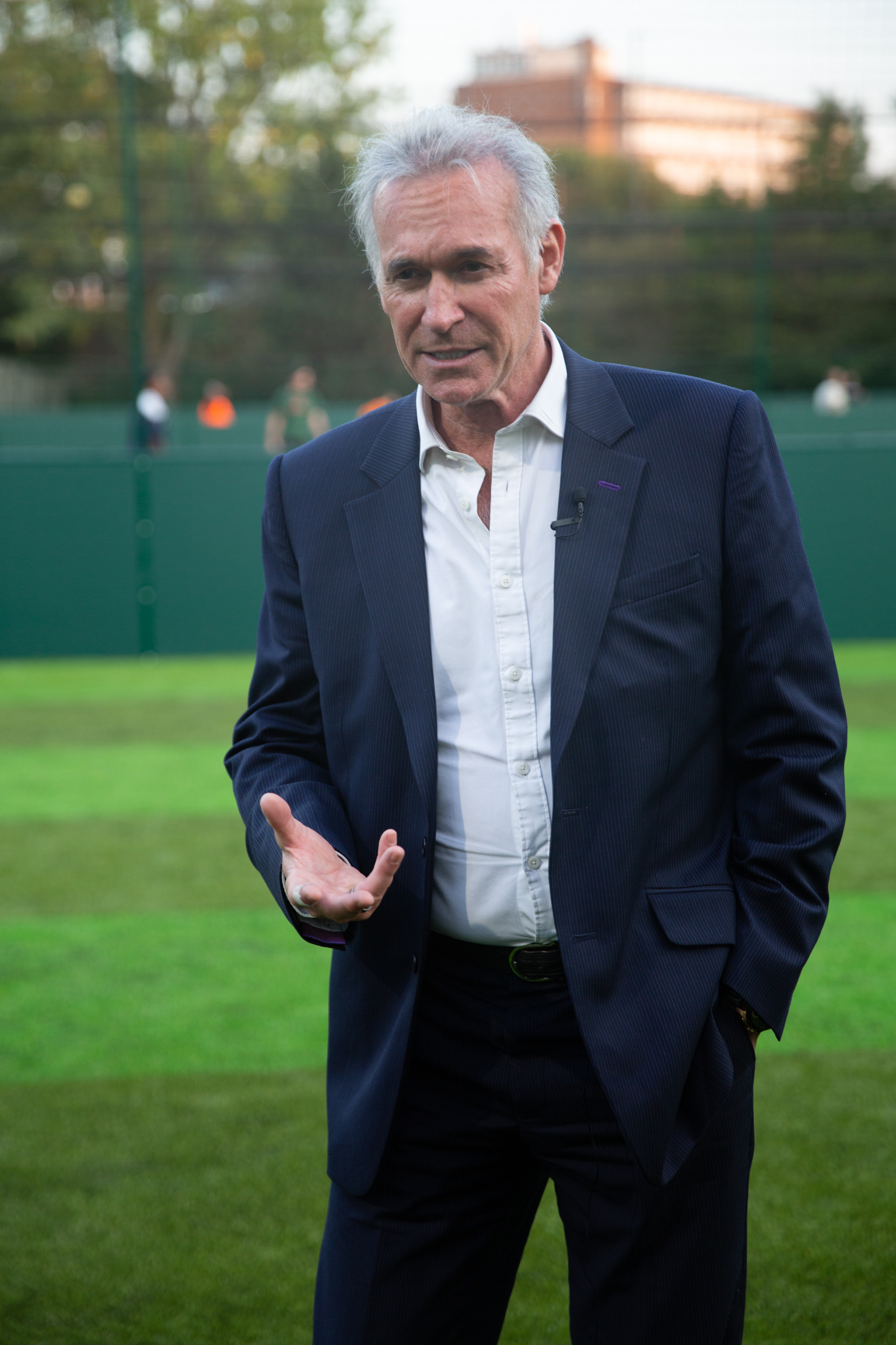 POWERLEAGUE SCORES SUPPORT OF DR HILARY JONES AS HE PROMOTES PHYSICAL AND MENTAL BENEFITS OF 5-A-SIDE • Breakfast TV doctor advocated the huge benefits of small-sided football as, encouraging participation too help combat adverse effects of pandemic
