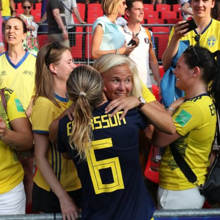 Translation of Interview with Pernille Harder on Mediano Podcast : WomensSoccer