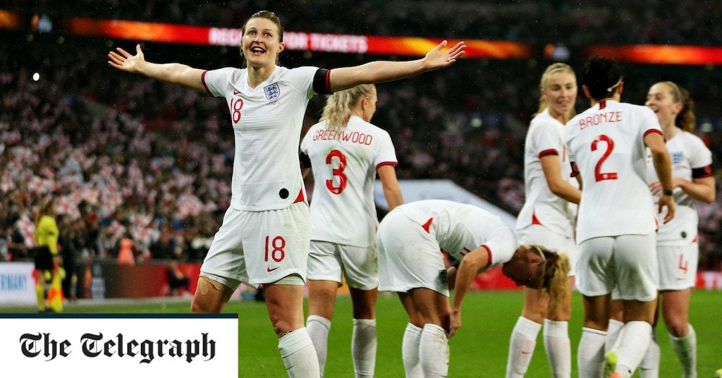 Why is the England women's football team so white? : WomensSoccer