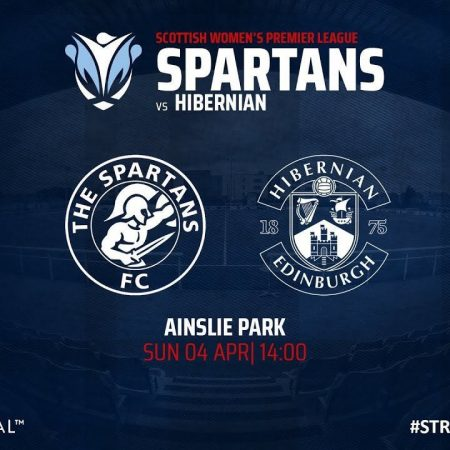 Match Thread: Spartans vs Hibernian