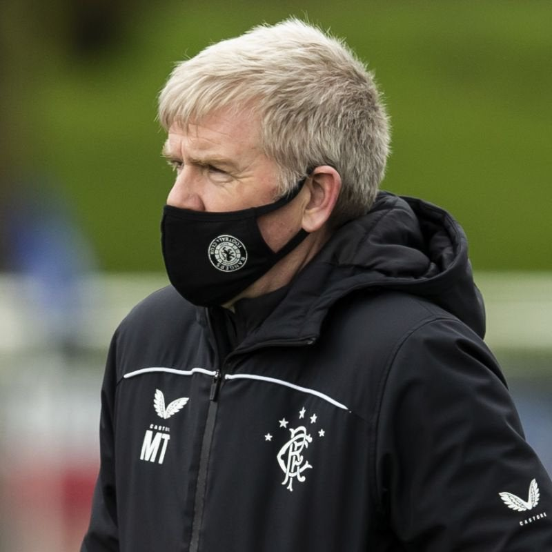 Rangers manager Malky Thomson speaking after his sides 6-0 win over Hearts! : WomensSoccer