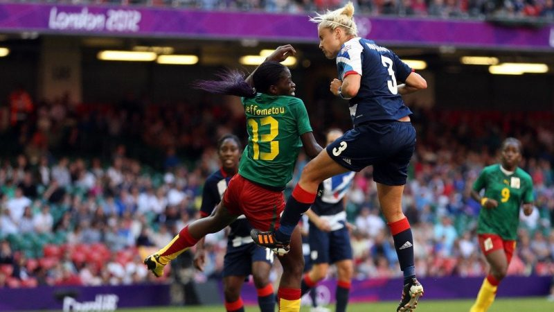 Team GB name their Women's Football Squad for Tokyo 2020 : WomensSoccer
