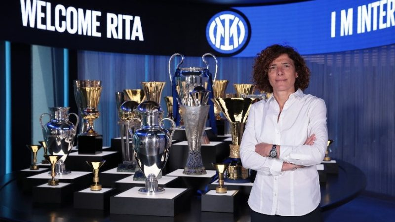 After making history with Juventus Women, Rita Guarino goes to Inter. Leader of the bianconere in the last four years, winning four Scudetti out of four in her period as coach : WomensSoccer