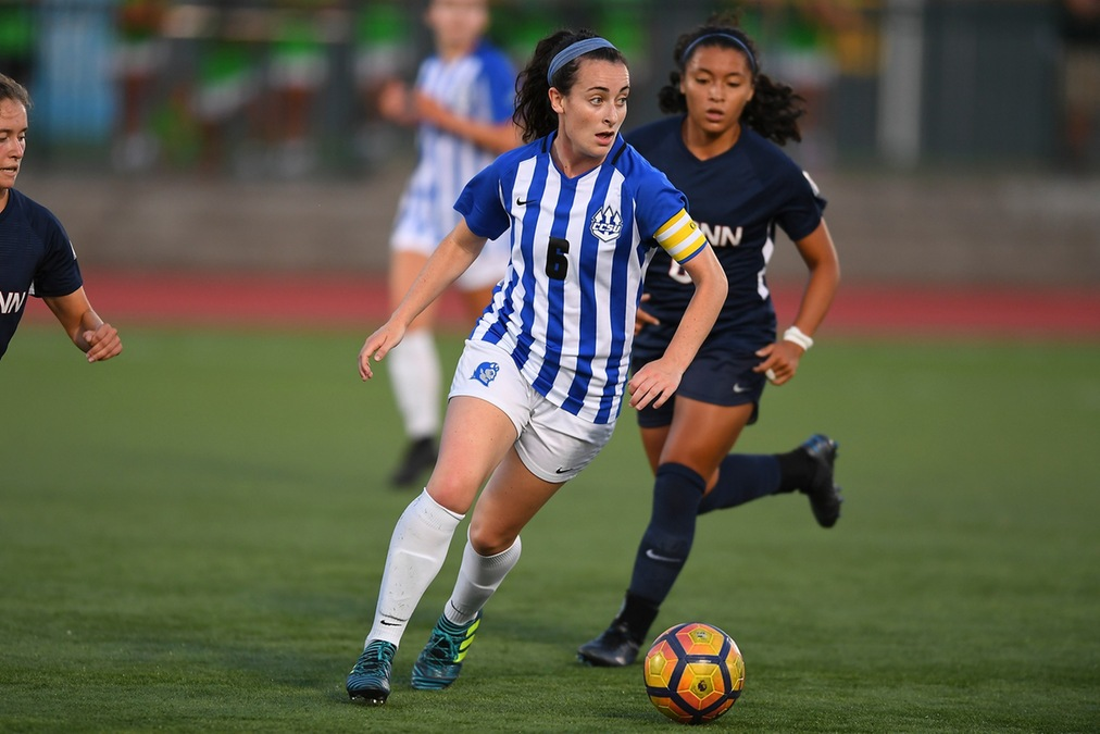 McLaughlin Recognized With United Soccer Coaches College Player Award of Distinction